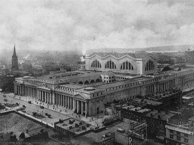 Pennsylvania Station--Photographic Print