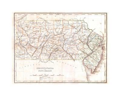 Pennsylvania-Dan Sproul-Giclee Print