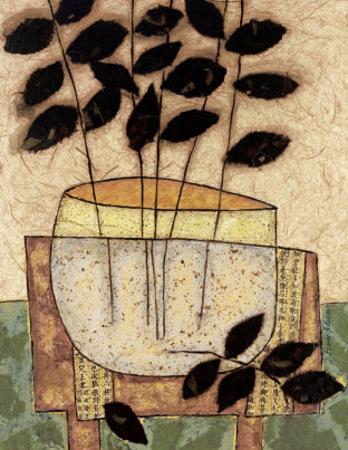 Leaf Vase I by Penny Feder