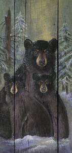 Alpine Bear Lodge by Penny Wagner