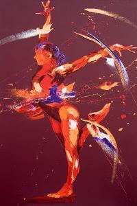Gymnast Eight, 2011 by Penny Warden