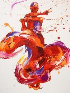 Jazz, 2010, by Penny Warden