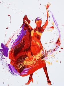Swing by Penny Warden