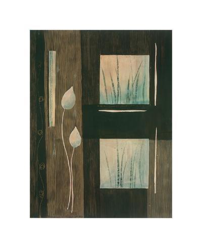 Pensee Decorative I-Etienne Bonnard-Giclee Print