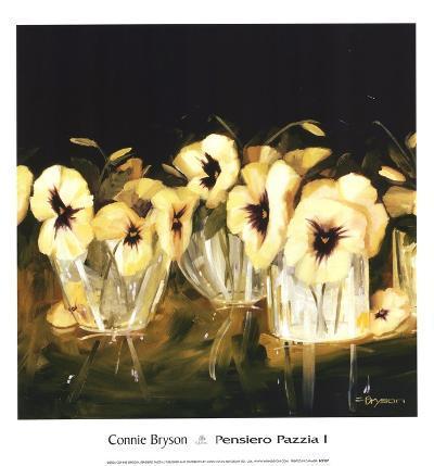 Pensiero Pazzia I-Connie Bryson-Art Print