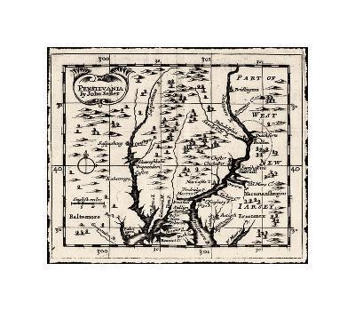 Pensilvania-Bill Cannon-Giclee Print