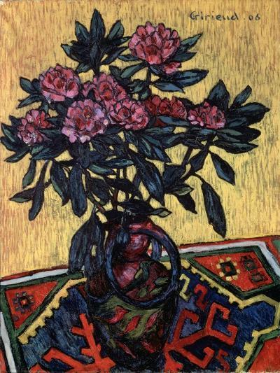 Peonies, 1906-Pierre Paul Girieud-Giclee Print