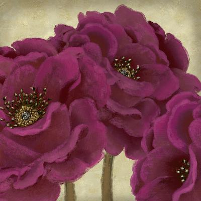 Peony Dusk II-Linda Wood-Art Print