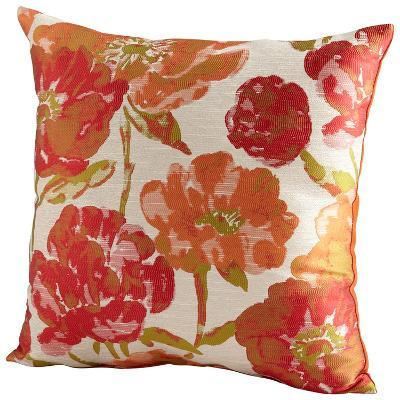 Peony Power Pillow--Home Accessories