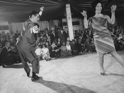 "People Dancing the ""Pachanga""-Yale Joel-Photographic Print"
