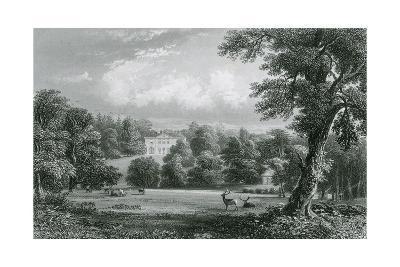 Peper Harow, Surrey-R Stanley-Giclee Print