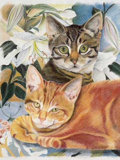 Pepper and Salt-Anne Robinson-Giclee Print