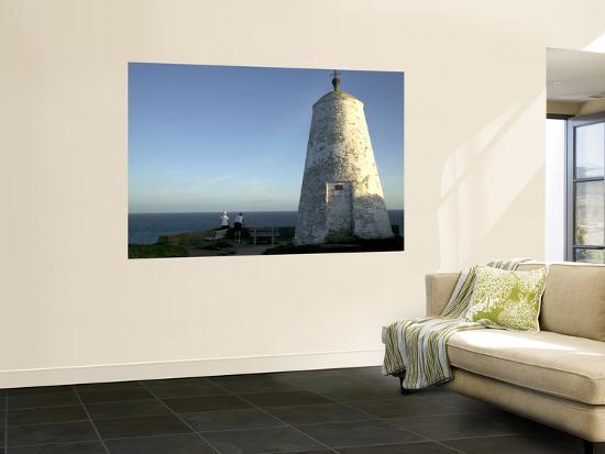 'Pepperpot' Tower, Maritime Navigation Marker-Doug McKinlay-Wall Mural