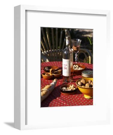 Aperitif and Appetizers, Domaine Du Lou Coteau Varois En Provence, Clos Des Iles