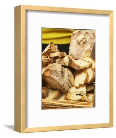 Loaf of Country Bread, Ferme De Biorne, Duck and Fowl Farm, Dordogne, France