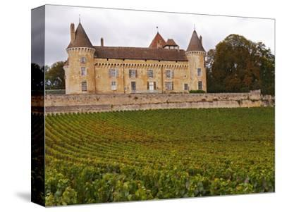 Medieval Chateau De Rully, Cote Chalonnaise, Bourgogne, France