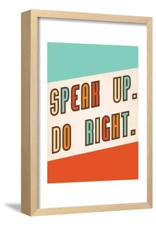 Speak Up by Peragine Rebecca