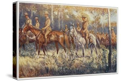Citizen Soldiers Australia, a Cavalry Force in the Bush