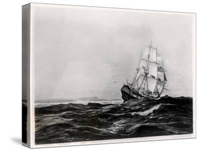 The Endeavour at Sea, 1900