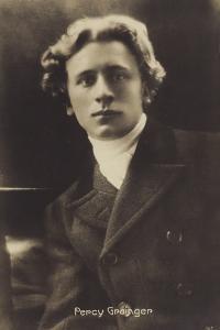 Percy Grainger, Australian-Born Composer, Arranger and Pianist