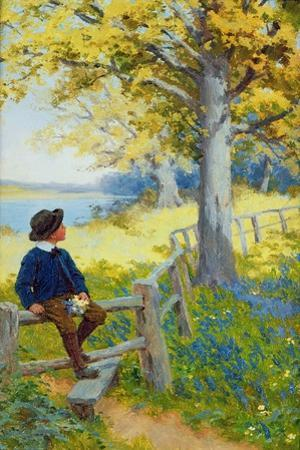 The Stile by Percy Tarrant