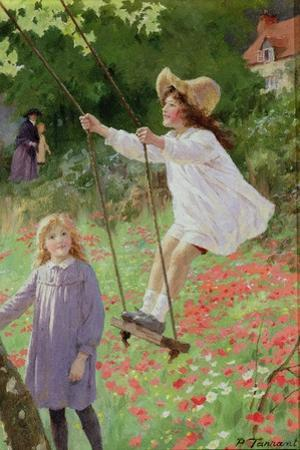 The Swing by Percy Tarrant