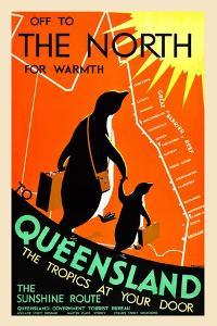 Queensland; The Tropics At Your Door by Percy Trompf