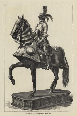 Armour of Hernando Cortes