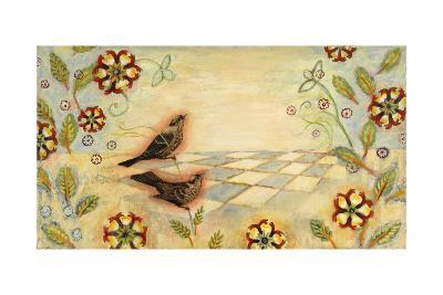 Perennial Birds-Rachel Paxton-Giclee Print