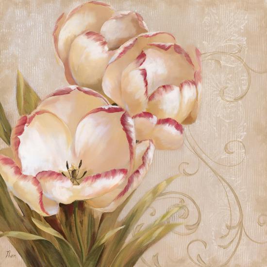 Perfect Blooms I-Nan-Art Print