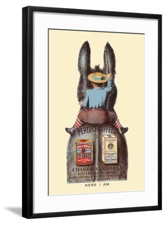 Perfect Coffees--Framed Art Print