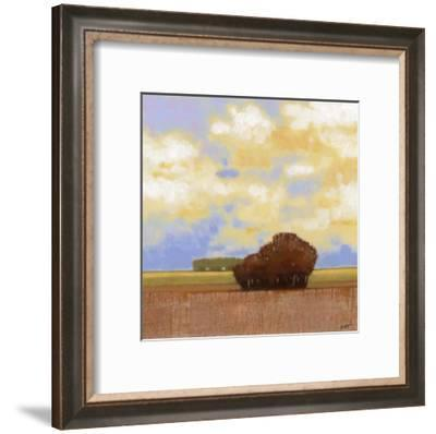 Perfect Day II-Norman Wyatt Jr^-Framed Art Print
