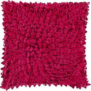 Perfect Petal Down Fill Pillow - Magenta