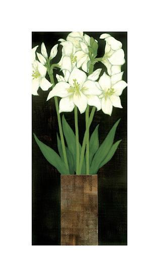 Perfect White Lilies-R^ Rafferty-Giclee Print