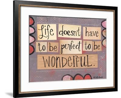 Perfect Wonderful-Katie Doucette-Framed Art Print