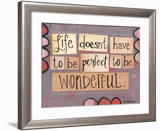 Perfect Wonderful-Katie Doucette-Framed Art Print
