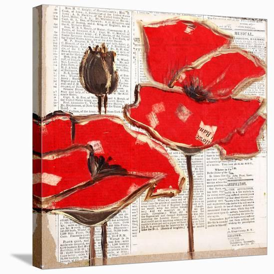 Perfection-Irena Orlov-Stretched Canvas Print