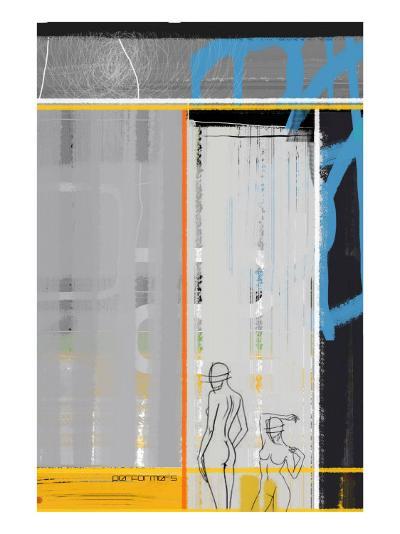 Performers-NaxArt-Art Print