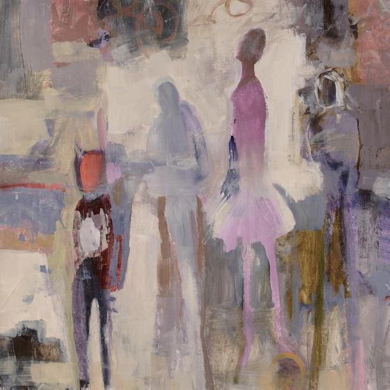 Performers-Jodi Maas-Giclee Print