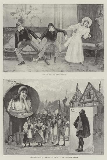 Performing Arts in London-Henry Charles Seppings Wright-Giclee Print