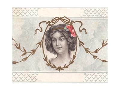 Perfume Label--Giclee Print