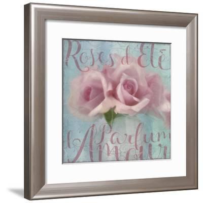 Perfume of Love-Cora Niele-Framed Giclee Print