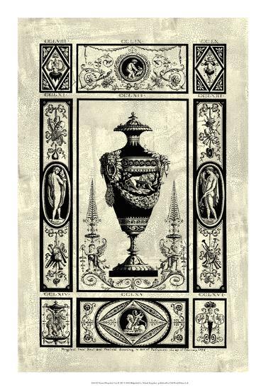Pergolesi Urn II-Michel Pergolesi-Giclee Print
