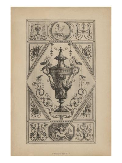 Pergolesi Vase I-Michel Pergolesi-Art Print