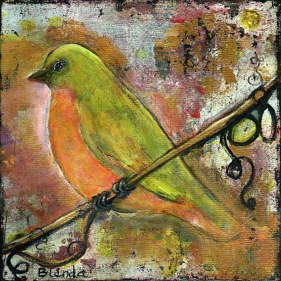 Peridot Bird-Blenda Tyvoll-Giclee Print