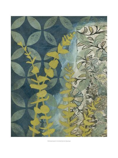 Peridot Botanical II-Megan Meagher-Art Print