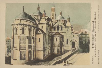 Perigueux, Dordogne, Cathedrale Saint-Front--Giclee Print