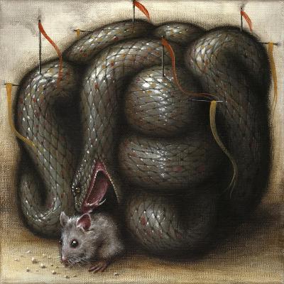 Perilous Abode-Jason Limon-Giclee Print