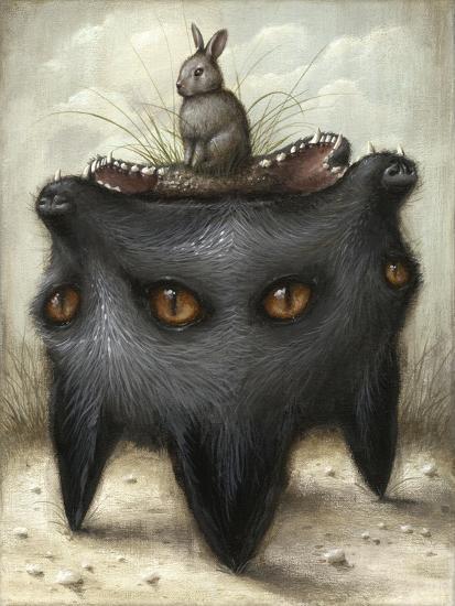Perilous Hunch-Jason Limon-Giclee Print