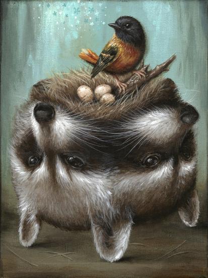 Perilous Nest-Jason Limon-Premium Giclee Print